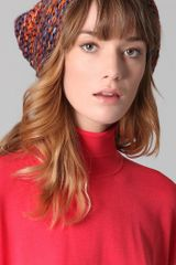 Marc By Marc Jacobs Frida Sweater Hat - Lyst