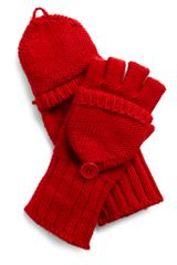 ModCloth Flag Football Gloves in Red - Lyst
