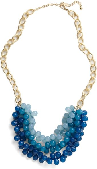 ModCloth Tidal Crave Necklace - Lyst