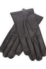 Dents Leather Gloves with Cashmere Lining - Lyst
