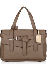 Reed Krakoff Soft Boxer 1 Textured-leather Tote - Lyst
