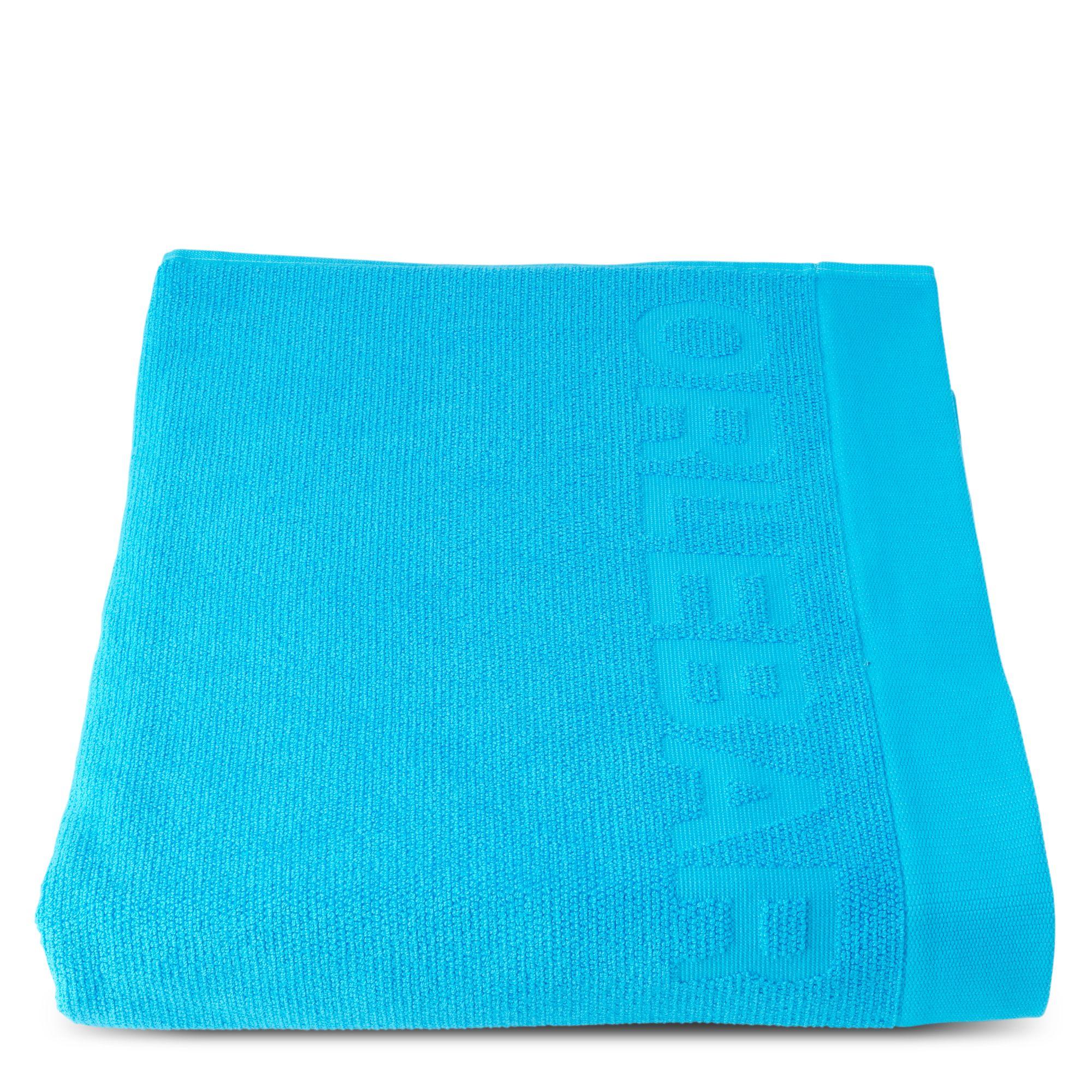 Ralph Lauren Mens Beach Towel: Orlebar Brown Baron Beach Towel In Blue For Men