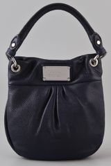 Marc By Marc Jacobs Classic Q Mini Hillier Hobo - Lyst