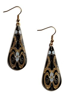 ModCloth In with The Nouveau Earrings - Lyst