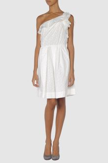 See By Chloé See By Chloe - Short Dresses - Lyst