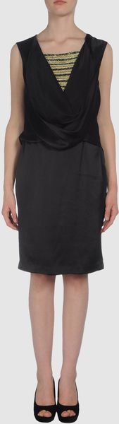 Suzie Wong Short Dress - Lyst