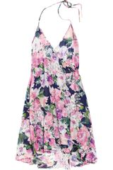 Zimmermann Dreamer Floral-print Cotton-voile Sundress