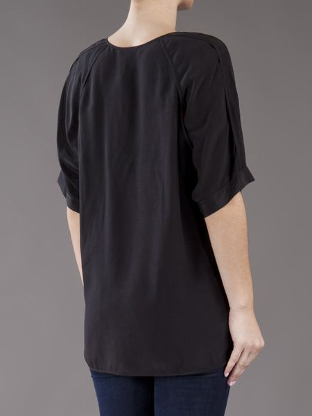 Alexander wang T-shirt in Black for Men | Lyst