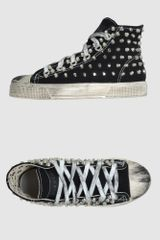 Gienchi High Top Sneakers