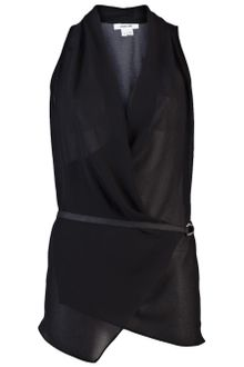 Helmut Lang Shroud Layered Top - Lyst