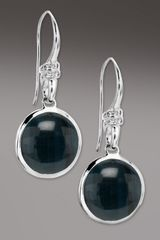 Ippolita Tigers Eye & Diamond Earrings - Lyst
