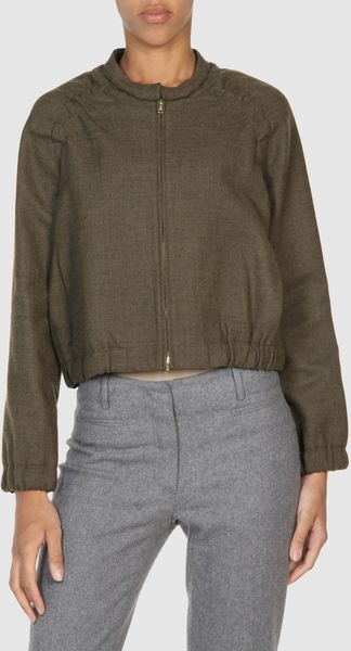 Marni Jackets in Khaki (green) - Lyst
