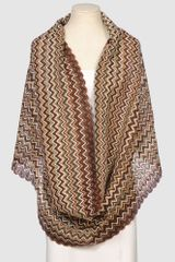Missoni Wide Stoles - Lyst