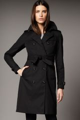 Burberry Wearhead Trench - Lyst