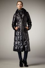 Rainforest Long Puffer Coat - Lyst