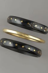 Ashley Pittman Likizo Bangle Set - Lyst