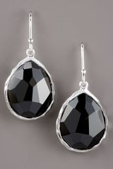 Ippolita Small Teardrop Earrings, Black Onyx - Lyst