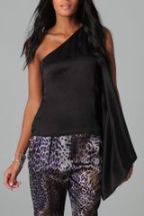 Robert Rodriguez Asymmetrical Top - Lyst