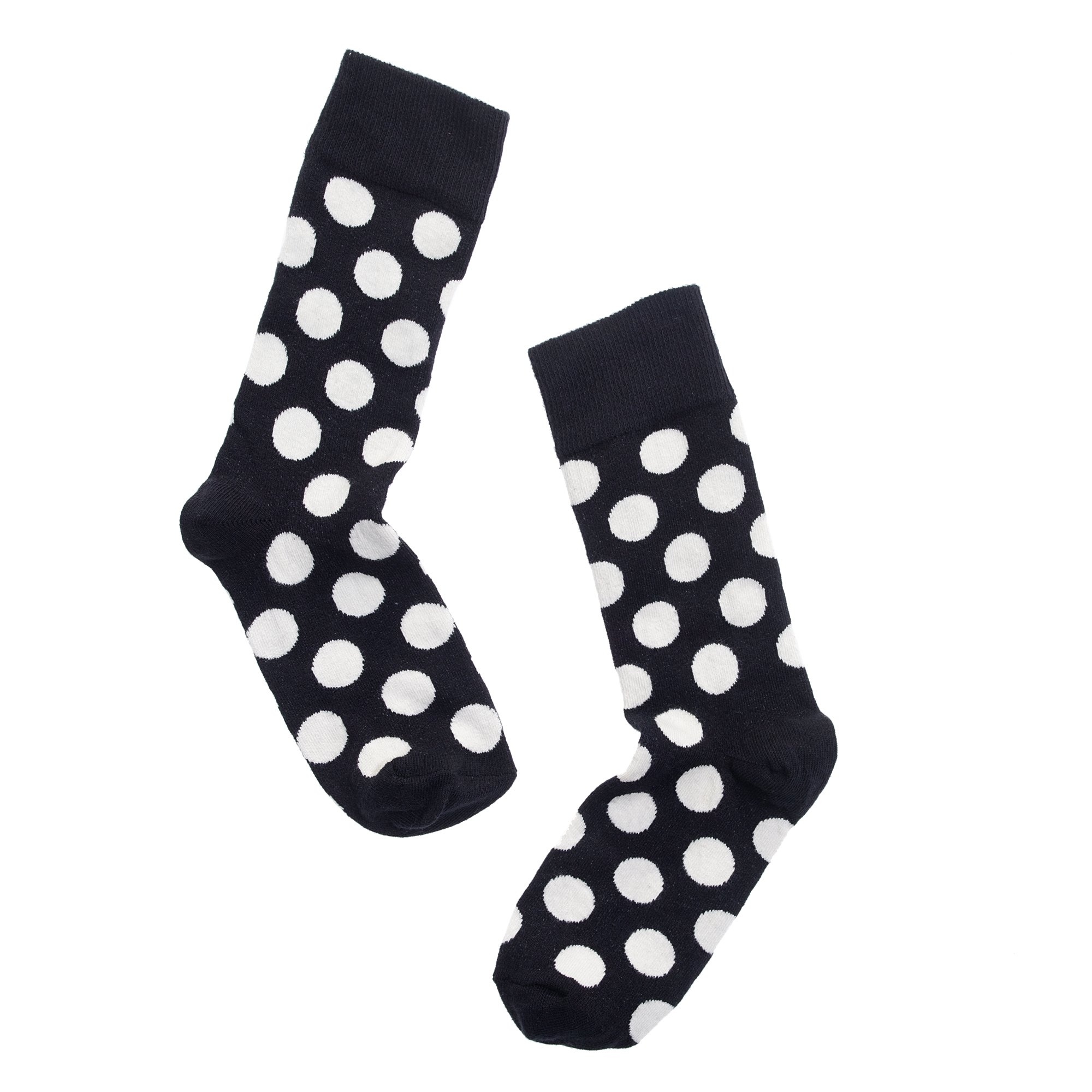 Potos biq black sock