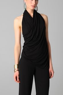 Doo. Ri Draped Halter Top - Lyst