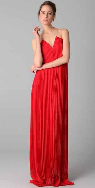 Doo. Ri Endless Column Gown - Lyst