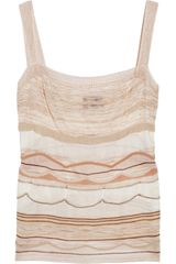 Missoni Dorothy Crochet-knit Top - Lyst
