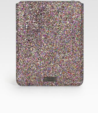 Jimmy Choo Glitter Case For iPad - Lyst