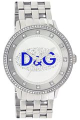 D&G Primetime Large Logo Dial Watch - Lyst
