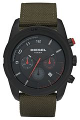 Diesel Round Chronograph Watch - Lyst