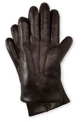 John W. Nordstrom® Cashmere Lined Leather Gloves - Lyst