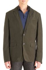 Lanvin Two-button Sport Jacket - Lyst