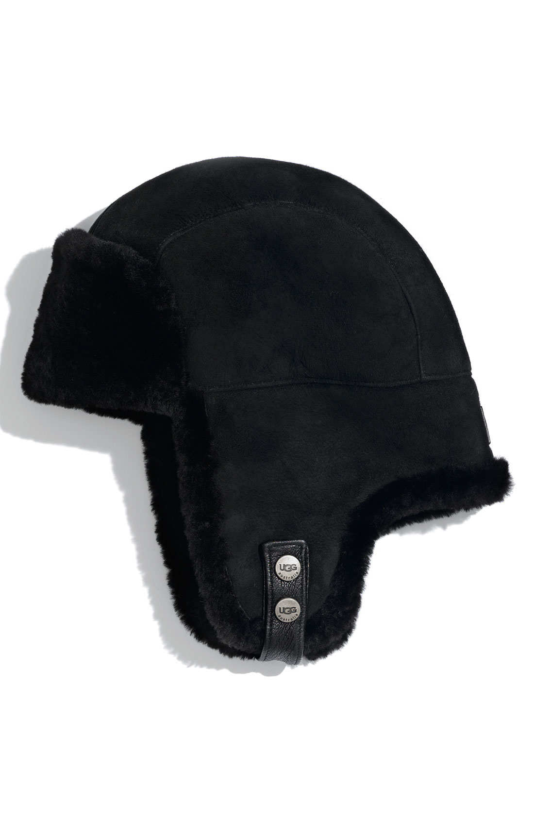 5dee6f184ce7f Ugg Mens Shearling Trapper Hat - cheap watches mgc-gas.com