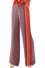 10 Crosby by Derek Lam Wide Leg Pant - Lyst