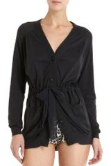 3.1 Phillip Lim Long Cardigan - Lyst