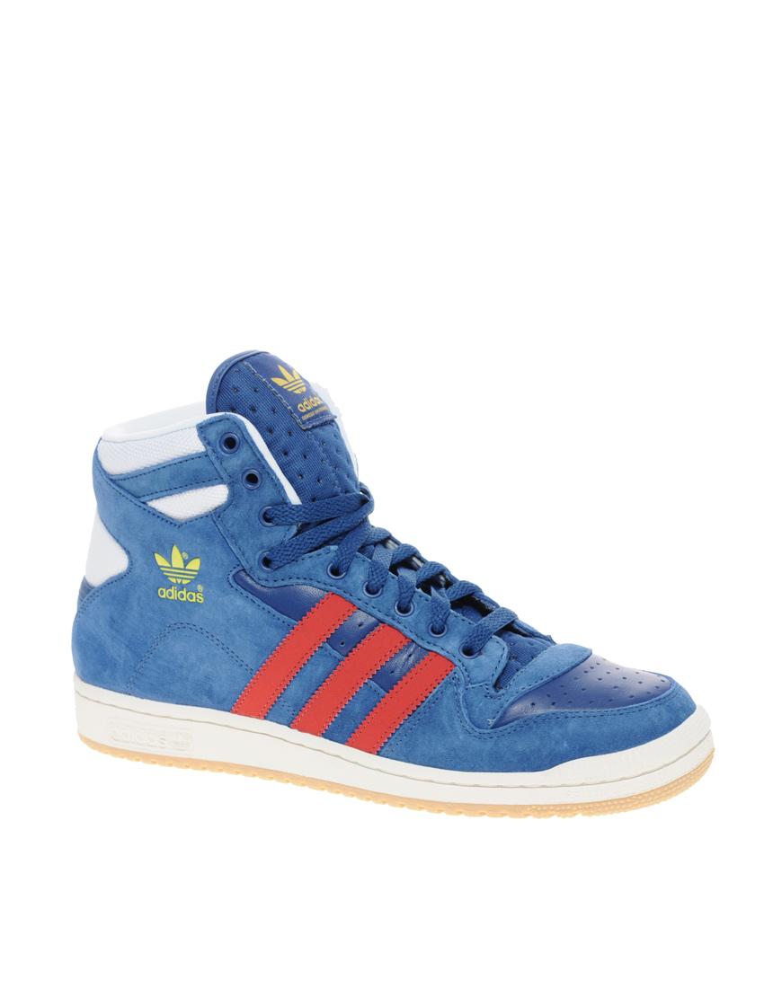Adidas Originals Decade Hi Shoes