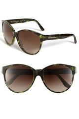 Burberry Cats Eye Sunglasses - Lyst