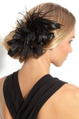 Cara Accessories Fancy Fascinator - Lyst