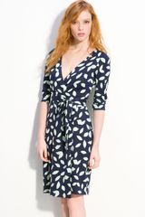 Diane Von Furstenberg New Julian Silk Wrap Dress - Lyst