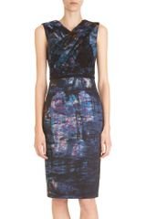Erdem Lola Dress - Lyst