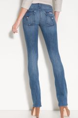 Hudson Baby Boot Bootcut Stretch Denim Jeans - Lyst