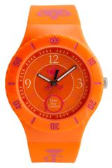 Juicy Couture Taylor Jelly Strap Watch - Lyst