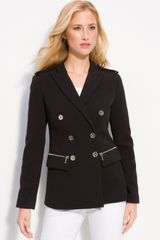Michael by Michael Kors Military Jacket - Lyst