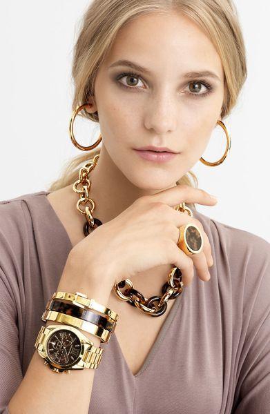Michael Kors Bradshaw Chronograph Bracelet Watch Watches For