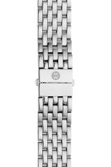 Michele Caber 18mm Stainless Steel Watch Bracelet - Lyst