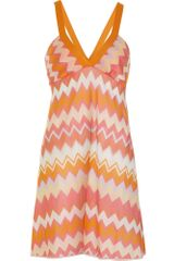 Missoni Zigzag Dress - Lyst