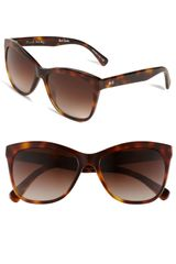 Paul Smith Cats Eye Sunglasses - Lyst