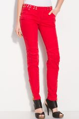 Pierre Balmain Stretch Jeans - Lyst