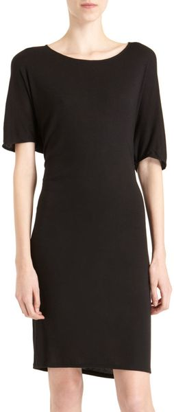 The Row Latano Dress in Black - Lyst