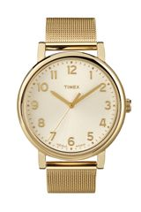 Timex® Easy Reader Mesh Bracelet Watch - Lyst