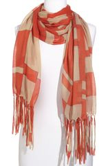 Trouvé Oversized Check Scarf - Lyst